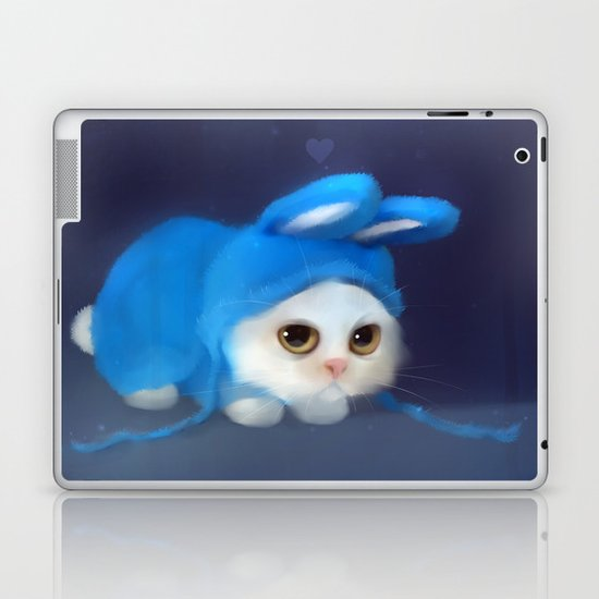 Team Bunny Laptop & iPad Skin
