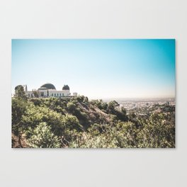 Observatory Views Canvas Print