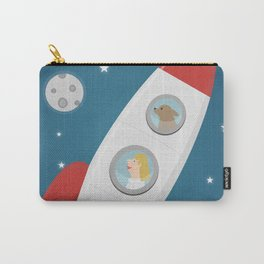 Ticket To The Moon Carry-All Pouch