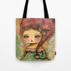 The Queen Marie Antoinette Tote Bag