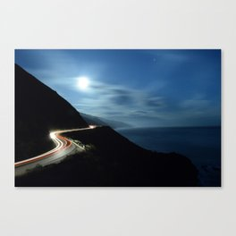 Cabrillo Nights Canvas Print