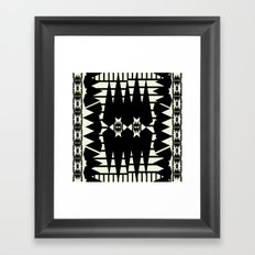 Microcosm Framed Art Print