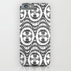 Downtown Doodler: Chrysler Building Archi-doodle iPhone 6s Slim Case