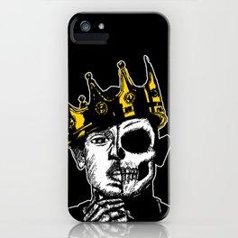 King Kendrick by zombieCraig iPhone Case