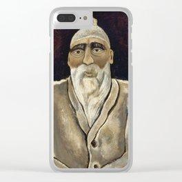 Albert Pinkham Ryder by Marsden Hartley, 1938 Clear iPhone Case