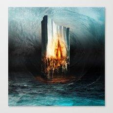 Iceberg Canvas Print