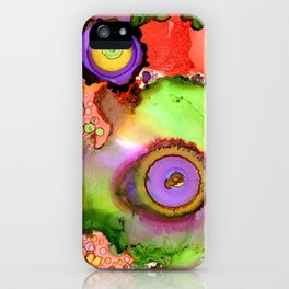 The Ozone By Heather Hayes - iPhone Case