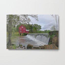 Along Whitewater Creek Metal Print