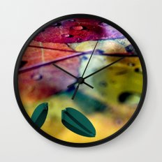 Lexeoxaawus Wall Clock