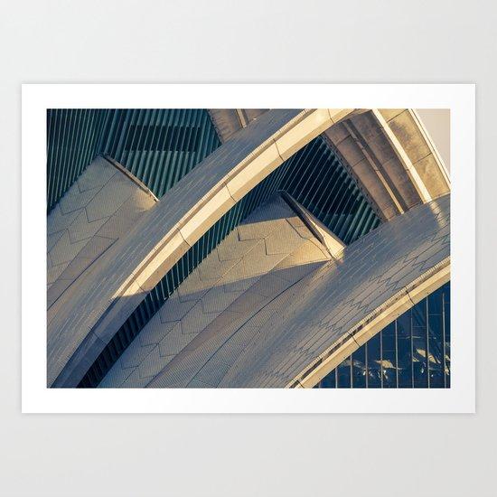 Sydney Opera House I Art Print