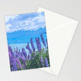Serene Scenery Stationery Cards