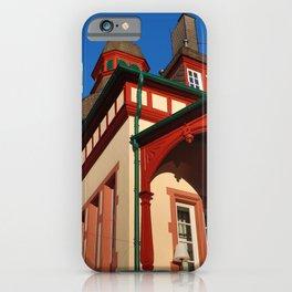 Moorish corner tower iPhone Case