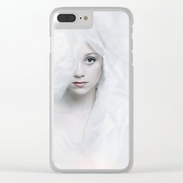 A Moon Shaped Soul Clear iPhone Case