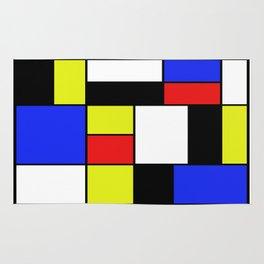 Mondrian #20 Rug