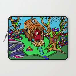 Tiny House Laptop Sleeve