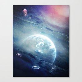 JellyLand Canvas Print