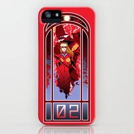 Eva Nouveau 02 iPhone Case