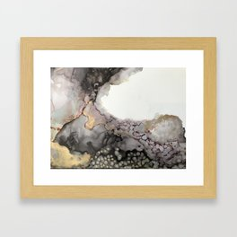 Mercury Rising Framed Art Print