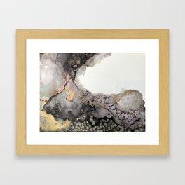 Mercury Rising Framed Art Print