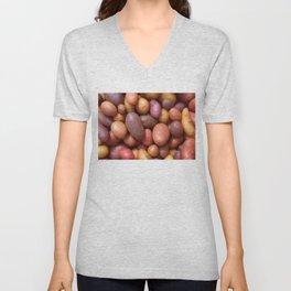 Potatoes Unisex V-Neck