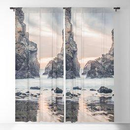 Keyhole Rock Blackout Curtain