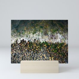 Alki Beach Wave Mini Art Print