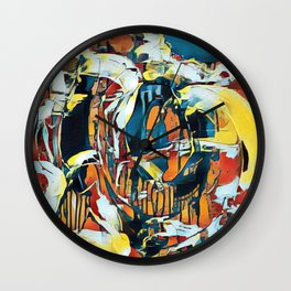 ABLE 03 Wall Clock