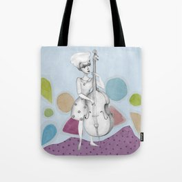 I bass play a song for you Tote Bag