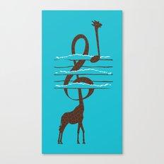 High Note Canvas Print