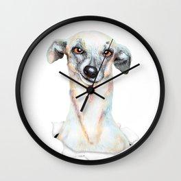Doggy dog Wall Clock