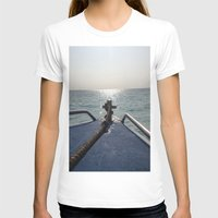 thailand T-shirts featuring Thailand Boatride by Plutonian Oatmeal