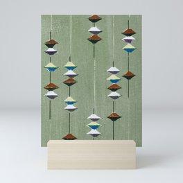 Matcha Shima-Shima Mini Art Print
