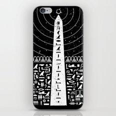 Obelisk of Truth iPhone & iPod Skin