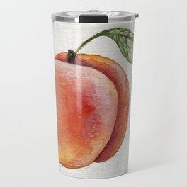 Peche Peach Travel Mug