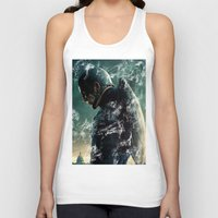 steve rogers Tank Tops featuring Steve Rogers 006 by TheTreasure