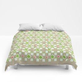 Woven Pattern 3.0 Comforters