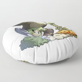 Halloween Morrigan Floor Pillow