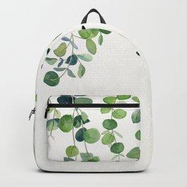 Eucalyptus Watercolor 2  Backpack