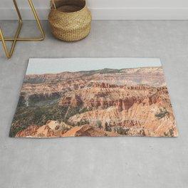Utah Nature Landscape Art Print | Cedar Breaks National Monument Photo | USA Travel Photography Rug