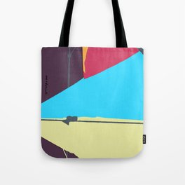 Kite—Aubergine Tote Bag