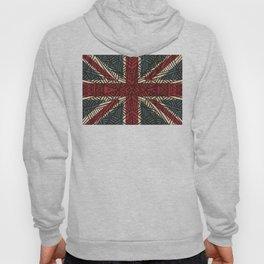 Union Jack - Vintage Tribal Hoody