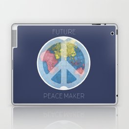Future Peace Maker Laptop & iPad Skin