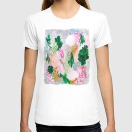 light path: abstract landscape T-shirt