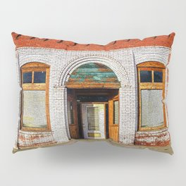 Old Building in Magdlena, N.M. Pillow Sham