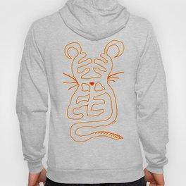 Chinese Zodiac : Rat Hoody