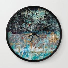 Dreadful Anticipation Wall Clock