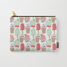 Ice Cream Cart Carry-All Pouch