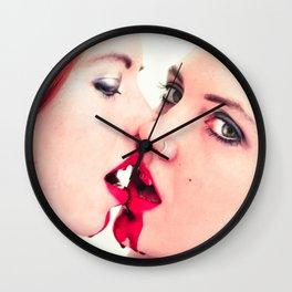 Just A Taste Wall Clock