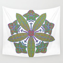 zen soto crest Wall Tapestry