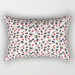 Sushi lovers pattern Rectangular Pillow